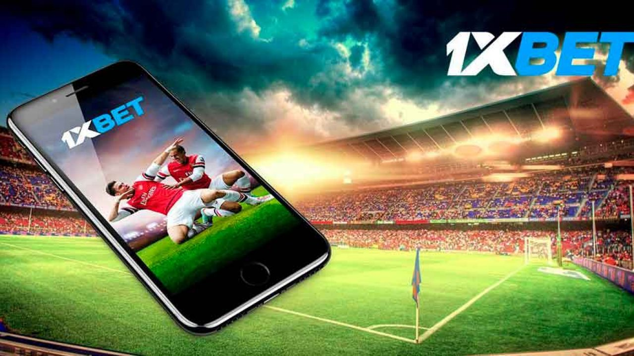 Application 1xBet France